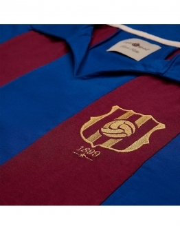 Camisa Barcelona Retrô 1889 Masculina