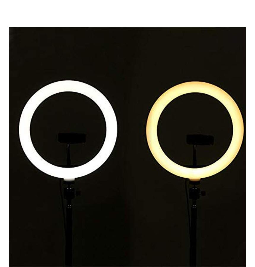 Ring Light 26cm com Tripé