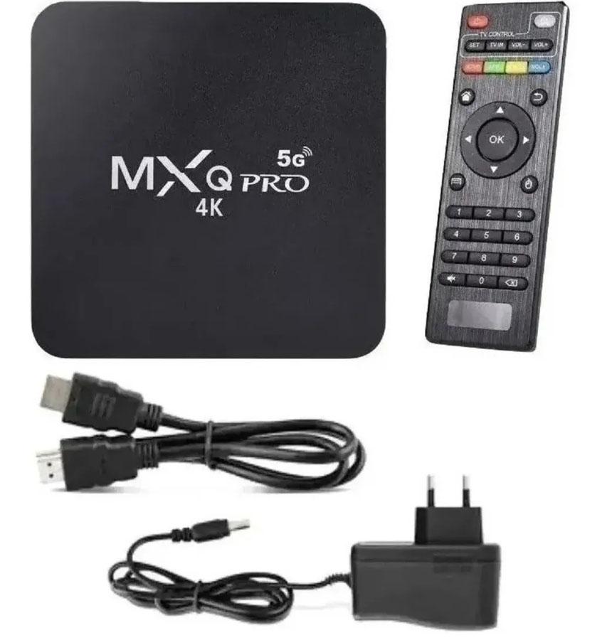 MXQ PRO - Smart TV Box