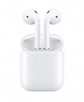 Fone de Ouvido sem Fio Apple AirPods com Estojo de Carregamento Wireless - Branco