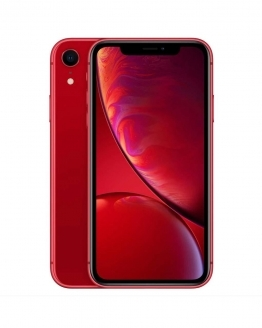 Iphone XR 128GB, Tela 6.1 pol - Vermelho/Preto/Branco