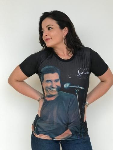 Camiseta Amado Batista Acústica