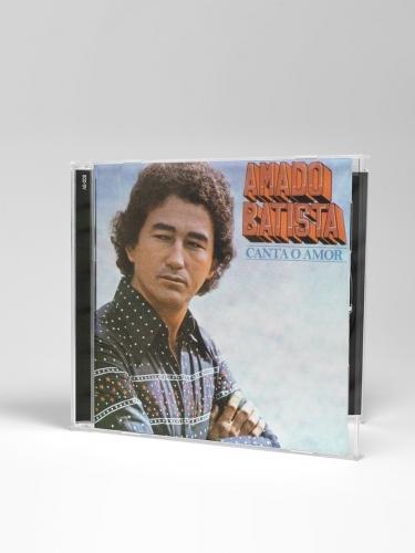 CD Amado Batista Canta o Amor