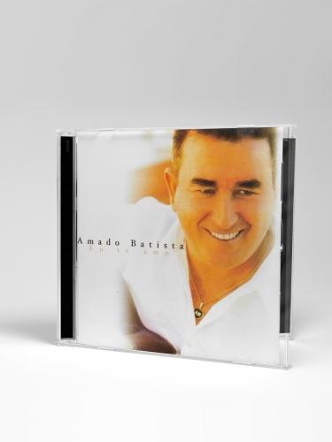 CD Amado Batista Eu Te Amo