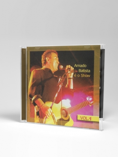 CD Amado Batista É o Show VOL.1