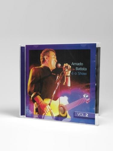CD Amado Batista É o Show VOL.2