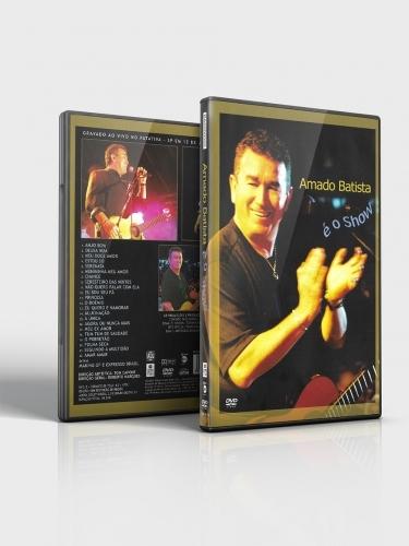 DVD Amado Batista é o show