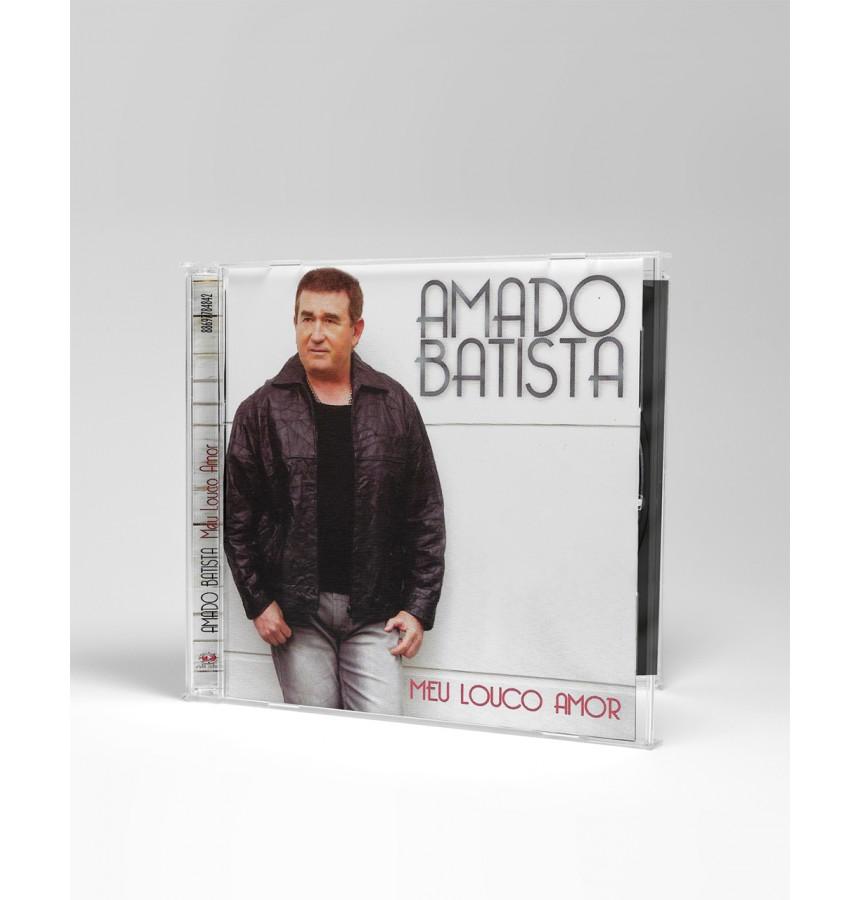 CD Amado Batista Meu Louco Amor