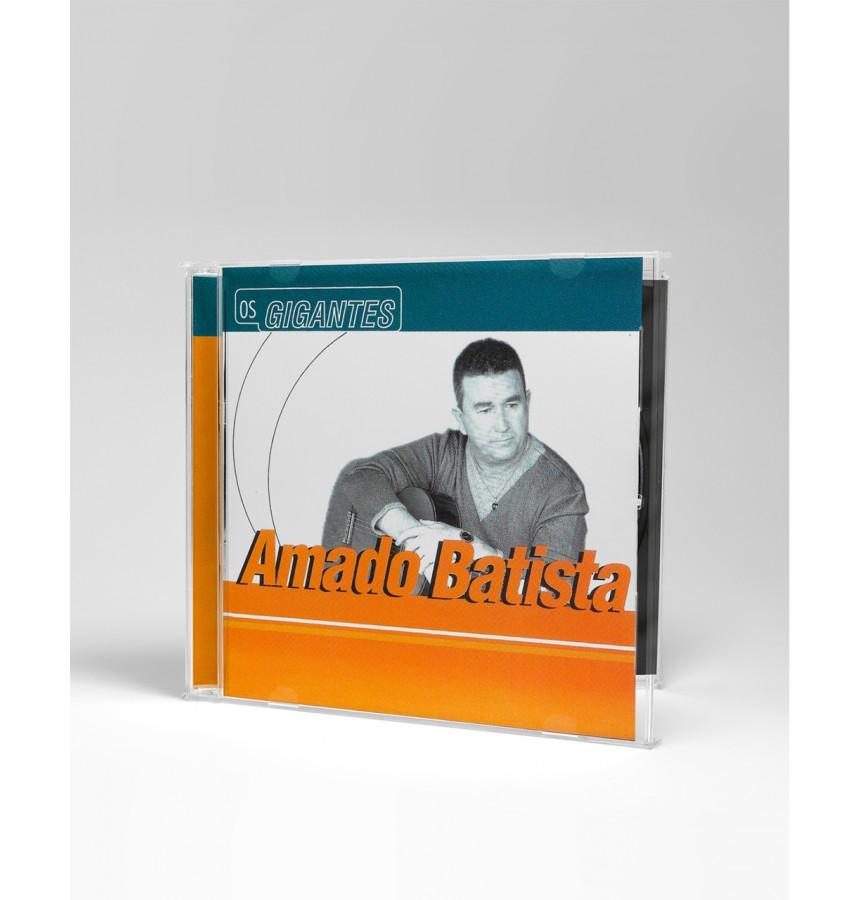 CD Amado Batista Os Gigantes
